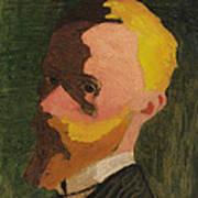 Self Portrait Print by Edouard Vuillard