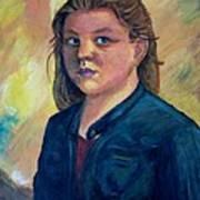 Self Portrait Art Print