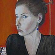Self - Portrait Art Print