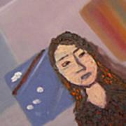 Self-portrait2 Art Print