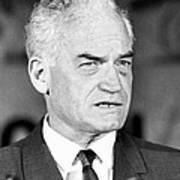 Senator Barry Goldwater Art Print