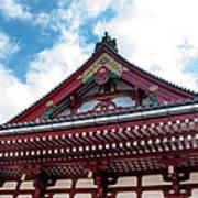 Sensoji Temple Art Print
