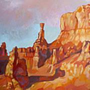 Sentinel - Bryce Canyon Art Print