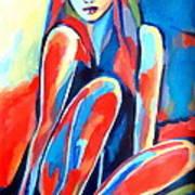 Serene Thoughts Art Print