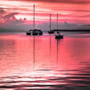 Serenity Bay Dreams Art Print