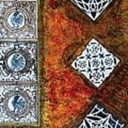 Serie Lissette V Art Print