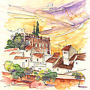 Serpa  Portugal 27 Art Print