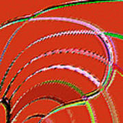 Serpentine Art Print