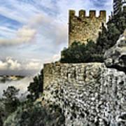 Sesimbra Castle Art Print