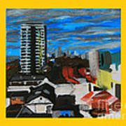 Settle Point  - Plaistow East London Art Print