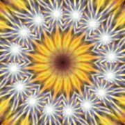 Seven Sistars Of Light K1 Art Print