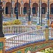 Sevilla In Spain Art Print
