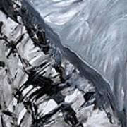 Shades Of Grey 2 Art Print