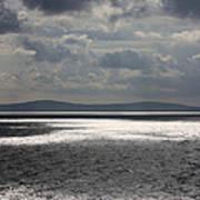 Shadows Over The Sea Art Print