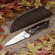 Shady Oak Knife-faa Art Print
