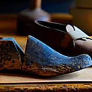 Shaker Shoe Last Art Print