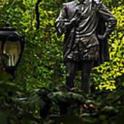 Shakespeare In Central Park Art Print