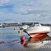 Shaldon-teignmouth Harbour 3 Art Print