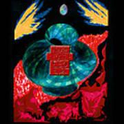 Shalicu  - Aeon / The Last Judgement Art Print