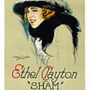 Sham Art Print