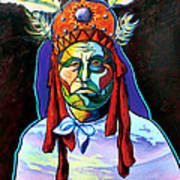 Shamans Power Art Print