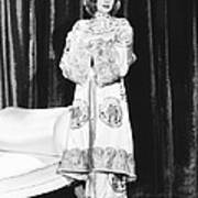 Shanghai, Loretta Young, 1935 Art Print