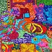 Shanji Art Print
