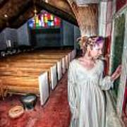 Shannon - Forest Haven Missed Wedding Art Print