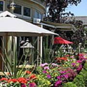 Shaw Cafe And Wine Bar - Niagara On The Lake Art Print