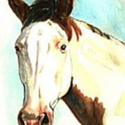 Shawnee Print by Linda L Martin