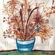 Shaylynne And Vaughn's Bouquet Art Print