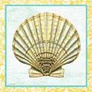Shell Finds-a Art Print