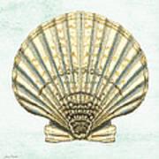 Shell Treasure-a Art Print