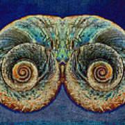 Shellshock Art Print