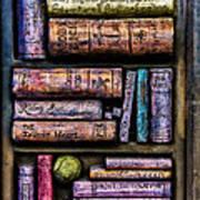 Shelved - 14 Art Print