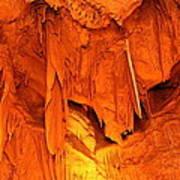 Shenandoah Caverns - 121266 Art Print by DC Photographer