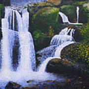 Shenandoah Valley Falls Art Print