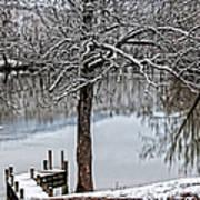 Shenandoah Winter Serenity Art Print