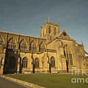 Sherborne Abbey  Art Print