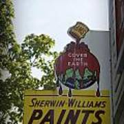 Sherwin Williams Art Print