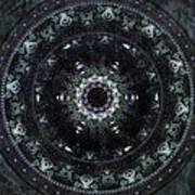 Shield Of Athena Art Print