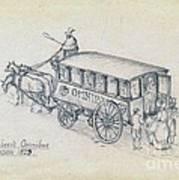 Shillibeers Omnibus Art Print