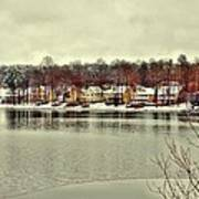 Lake Lochmere  Art Print