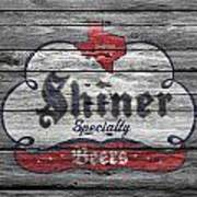 Shiner Specialty Art Print