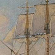 Ship-of-the-line Art Print