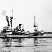 Ships Hms 'dreadnought Art Print