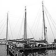 Ships Of Volendram Art Print