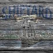 Shipyard Brewing Art Print