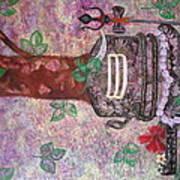 Shiv Ling Art Print