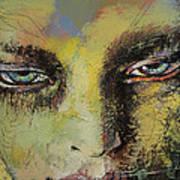 Shiva Art Print by Michael Creese